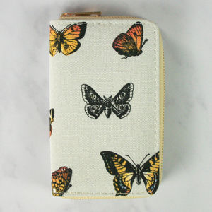 Butterfly Print Purse - bags & purses