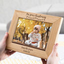 Personalised On Your Christening Photo Frame Gift