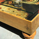 Hand Distressed Elizabethan Coffee Table