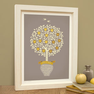 Golden Wedding 'Golden Anniversary Gift' - family & home
