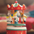 Red & Green Carousel (small)