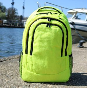 Genuine Tennis Ball Backpack