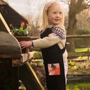 Children's Pinafore Style Apron