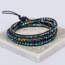 Nights Sparkle Wrap Bracelet