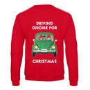 'Driving Gnome For Christmas' Jumper