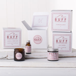 Mum To Be Personalised Pamper Box Mama Gently Nurturing - bathroom