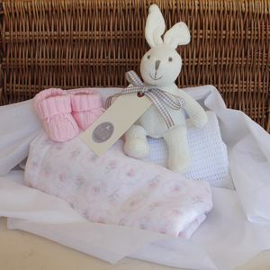 Baby Girl Bundle - blankets, comforters & throws