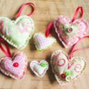 Love Hearts Sewing Kits