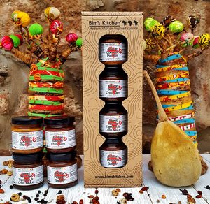 African Inspired Chilli Gift Set