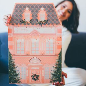 Luxury Personalised Handmade Tea Advent Calendar