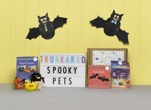 Spooky Pets Science And Art Kit For Children - games & activities