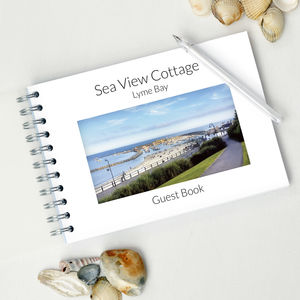 Holiday Home Guest Book