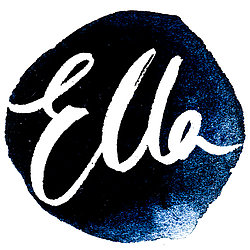 Ella Johnston Art & illustration logo