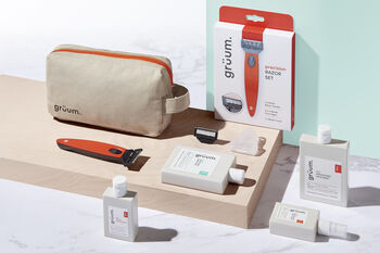 Ultimate Shave And Skincare Gift Set