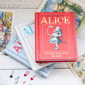 Alice In Wonderland Notebook Collection - our favourite books for children