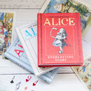 Alice In Wonderland Notebook Collection