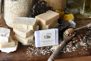 Dartmoor Honey Oats And Almond Soap - bathroom