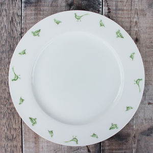 'Game Birds' China Dinner Plate