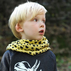 Dinosaur Snood - hats, scarves & gloves