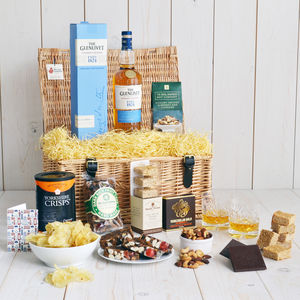 Fireside Feast Hamper - our favourite hampers
