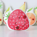 Strawberry Baby Rattle