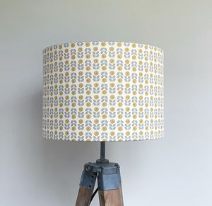 Astrid Floral Lampshade