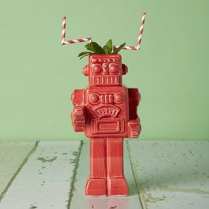 Giant Robot Cocktail Mug