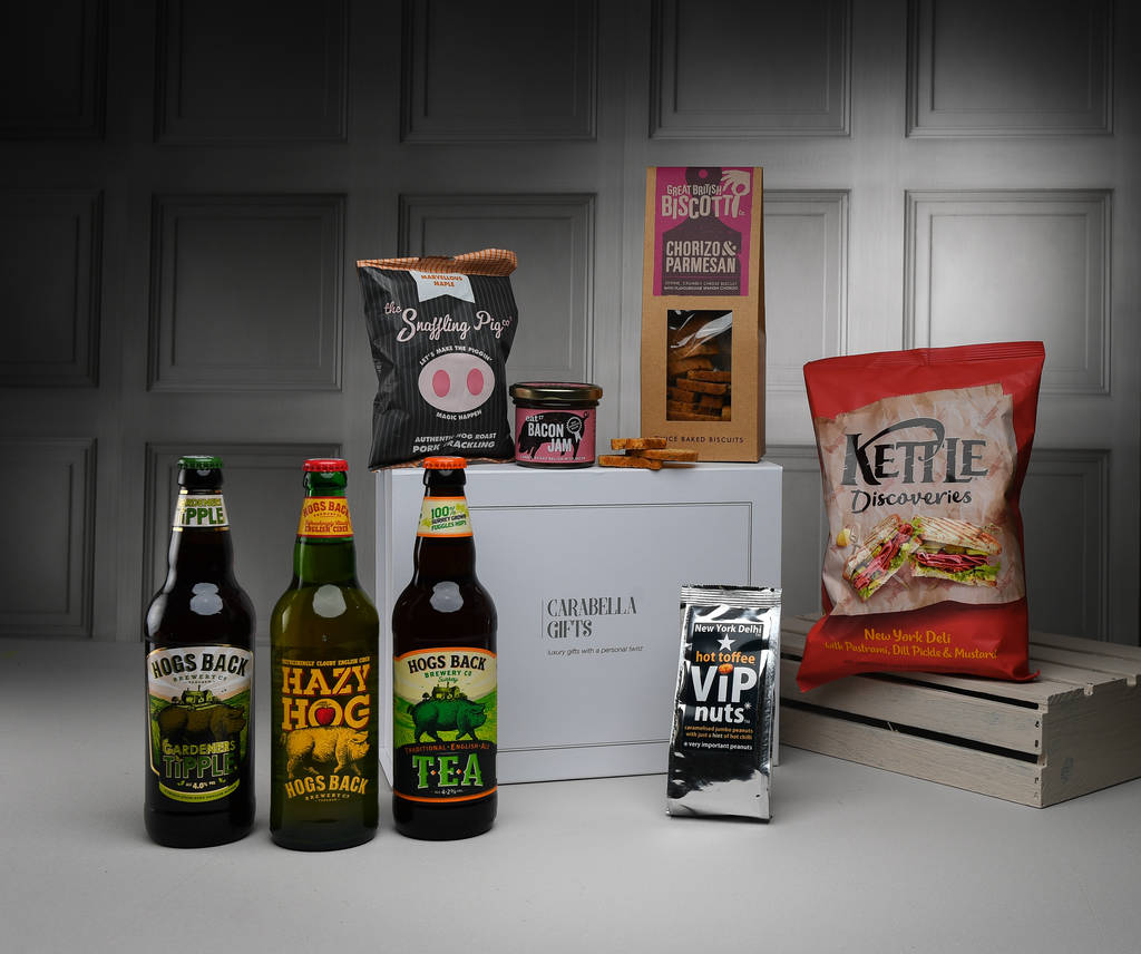 Craft Beer And Savoury Hamper