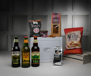 Fathers Day Beer And Savoury Hamper