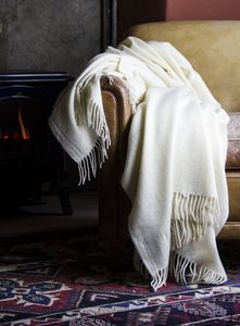 Howgill Classic Wool Throw