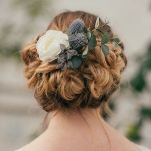 Ophelia Thistle Hair Clip - whats new