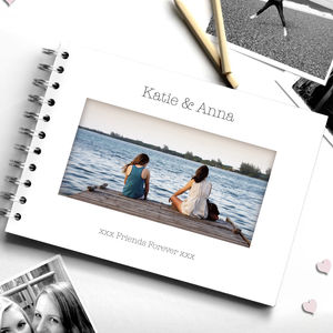 Personalised Friendship Book
