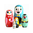 Wooden Story Dolls