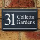 Personalised Cotswold Collection Signs