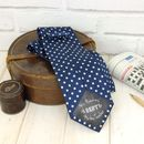 Personalised Thank You Teacher Tie