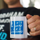 Ain't No Hood Like Fatherhood Mug