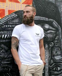 The Bearded Man Company With Great Beard T Shirt