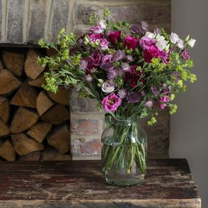 Three Month Fortnightly Letterbox Flower Subscription - retirement gifts