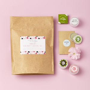Personalised Hen Party Survival Kit - gift sets