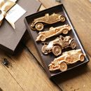 Antique Style Old Cars Chocolate Gift Set