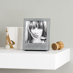 Polaroid Style Frame With Photo Printing - best father's day gifts