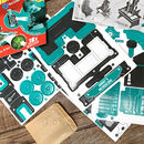 Build Your Own Personalised Microscope