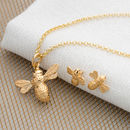 Bee Jewellery Set