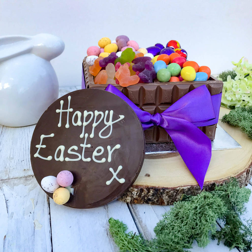 Easter Chocolate Box