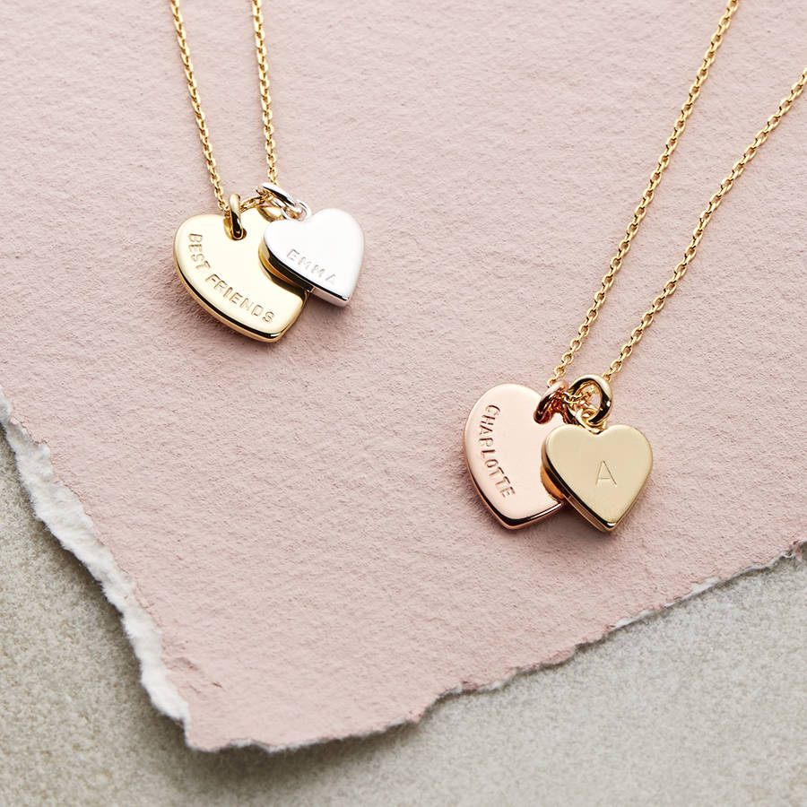 co pendants diamond women heart for necklace products if classic micro