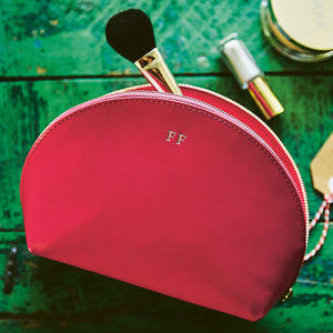 Personalised Make Up Bag - gifts for her
