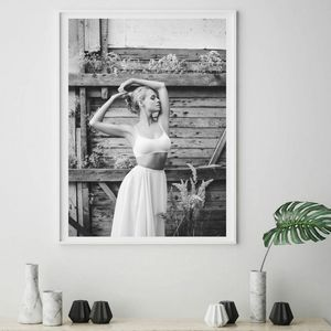 Grace Photographic Art Print