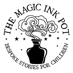 The Magic Ink Pot Logo