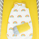 Rainbow Babasac Multi Tog Baby Sleeping Bag