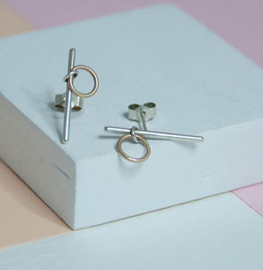 Bar Earring